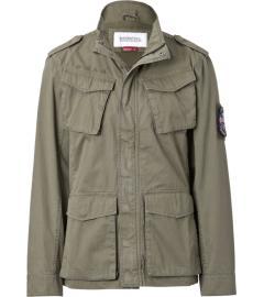BSAA Military Jacket