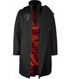 Sith Lord Hooded Coat