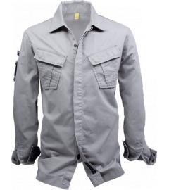 Field Shirt, grey