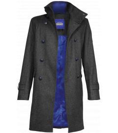 Dawn of Stormwind Wool Coat