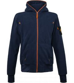 Fleece Jacket Zip-Hoodie