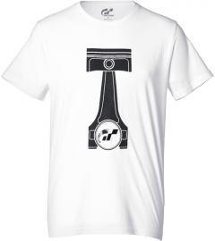 Engine Print T-Shirt 1